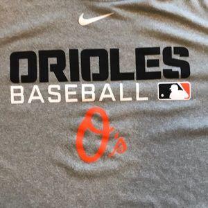 Nike Baltimore Orioles Dri-Fit Shirt XXL